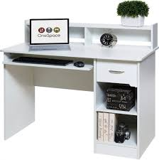 Used Computer Desk With Hutch Desk Home Office Corner Desk With Hutch Narrow Computer Desk