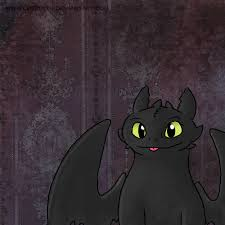 toothless dragon colonelcheru deviantart
