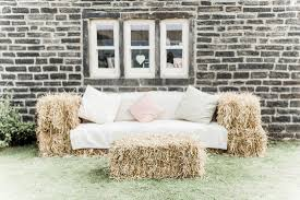 hire hay u0026 straw bales for seating weddings corporate events