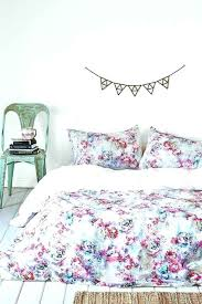 navy floral bedding set navy and white floral duvet cover navy