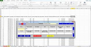 Excel Database Templates Free Create Databases In Excel From A Input Mask Inventory