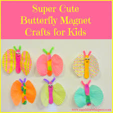 butterfly magnet crafts for kids 11 jpg