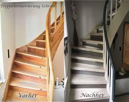 treppe sanieren die besten 25 holztreppe renovieren ideen auf