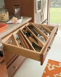 Custom Kitchen Cabinet Organizers Kitchen Utensil Drawer Dividers - Kitchen cabinet drawer dividers