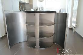 meuble de cuisine avec evier inox meuble de cuisine en inox cuisine inoxcuisine kayumanis meuble