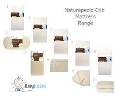 Naturepedic Crib Mattress Naturepedic Crib Mattress Review Baby Kitted