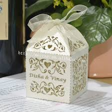personalized wedding favor boxes 35 personalized favor boxes for weddings aliexpresscom buy