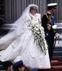 princess diana u0027s wedding dress by elizabeth emanuel daily mail
