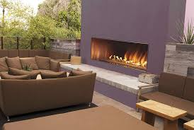 Outdoor Lp Fireplace - carol rose 48