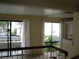 short curtain rods for side panels best short curtain rods ideas