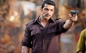 john abraham in bollywood movie scene wallpaper