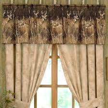 Curtains For A Cabin Pine Cone Valance Image Detail For Rustic Curtains Cabin Window