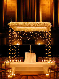 chuppah for sale 20 awesome indoor wedding ceremony décoration ideas