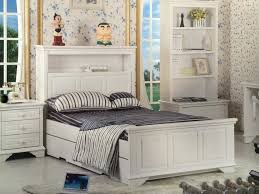 Single Bed Frame With Trundle Single Bed With Storage Plus Trundle White Goingbunks Biz