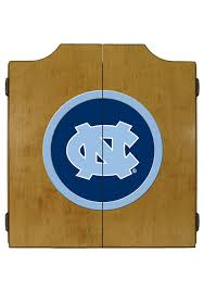 North Carolina Cabinet North Carolina Tar Heels Team Logo Dart Board Cabinet 2580032