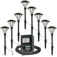 Malibu Led Landscape Lighting Kits Wonderful Led Landscape Lighting Kits Led Light Design Affordable