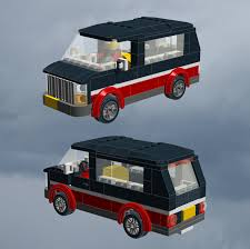 lego honda odyssey image gallery lego minivan