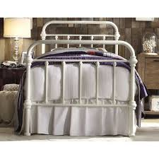 antique white iron bed vintage bed all the pretties decorate my