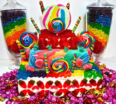 baby nursery charming candy cakes land crazy colorful