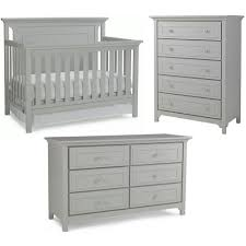 crib and dresser set most recommended design white painted