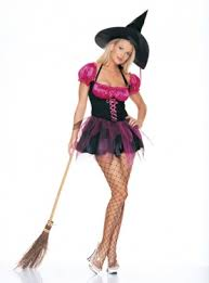 Showgirl Halloween Costume Witches Witch Costumes