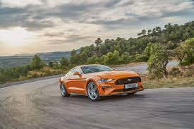 ford mustang gt horsepower by year europe s facelifted 2018 ford mustang detailed arrives