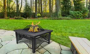 Hearth Garden Patio Furniture Covers by Fire Pits Ghp Group Inc