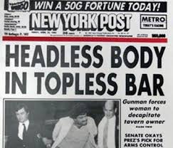 the real story of headless in bar as argued by