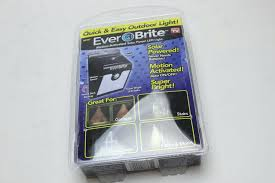 everbright solar light reviews everbrite motion activated outdoor led light ever solar led outdoor