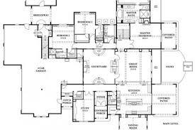 tuscan villa house designs italian villa courtyard house plan