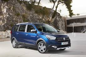 renault lodgy specifications dacia lodgy stepway 2016
