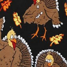 thanksgiving ties turkeys neckties import it all