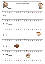 number line addition by barang teaching resources tes