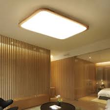 Japanese Ceiling Light Nordic Wood Light Ceiling Light Simple Modern Solid Wood L