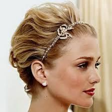 coiffure mariage cheveux courts coiffure mariage 100 idées pour cheveux courts et longs