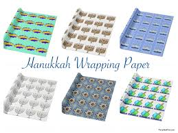 hanukkah wrapping paper hanukkah party planning ideas supplies chanukah inspiration