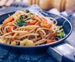 spaghetti aux fruits de mer express recette de spaghetti aux