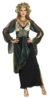 Egyptian Halloween Costume Ideas Deluxe Medusa Costume Greek Costumes Egyptian