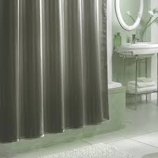 excell damask stripe fabric shower curtain liner walmart com