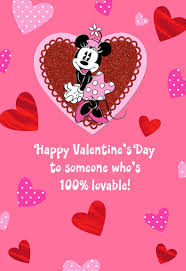 happy s day mouse minnie mouse lovable s day card greeting cards hallmark