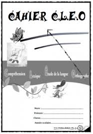 Pages de garde cahier  Dix mois