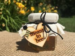 honey jar wedding favors meant to bee mini honey jars wedding favors customized