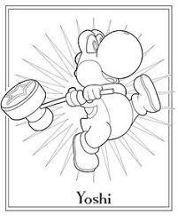printable yoshi coloring pages png coloring yoshi