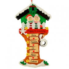 family of seven ornaments ornaments for you