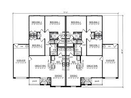 House Plans 2500 Square Feet 9 Ranch House Plans With Side With Courtyard Garage Clever Design