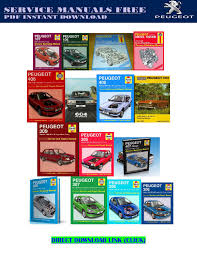 peugeot 508 service repair manuals by andrewmuscle issuu