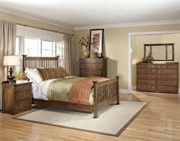 Zarollina Bedroom Set Intercon Furniture Oak Park 4 Piece Slat Bedroom Set In Mission