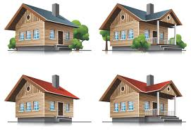 3d House Vector Eps Free Download Logo Icons Clipart 3d House Building Free