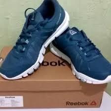 Jual Reebok Ori sepatu running reebok yourflex 8 0 gravel steel original