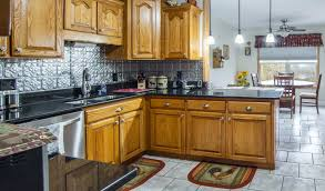 cost of refinishing oak kitchen cabinets the cost of cabinet refinishing cerwood